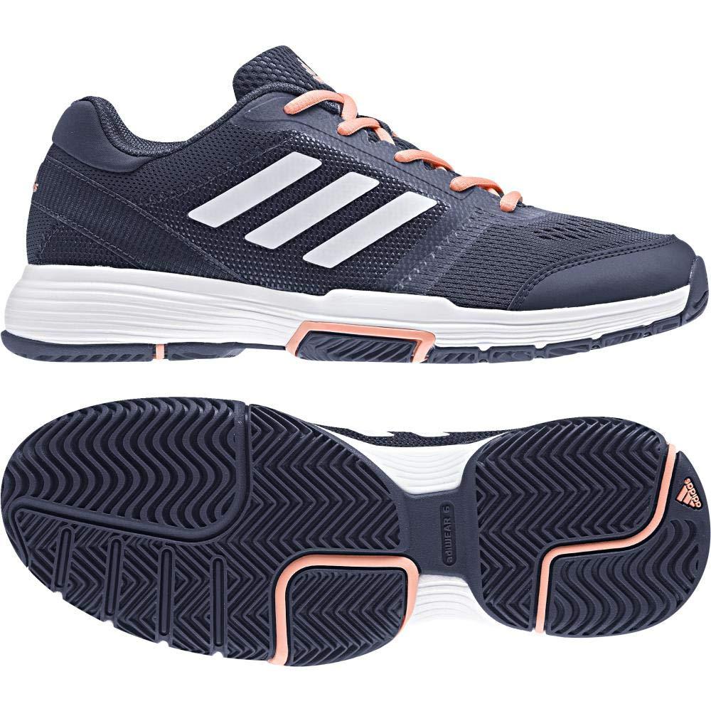 Adidas Barricade Club W, Zapatillas de Soft Tenis para Mujer, Azul ...