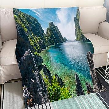 Amazon.com: Art Design Photos Cool Quilt El Nido Philippines ...