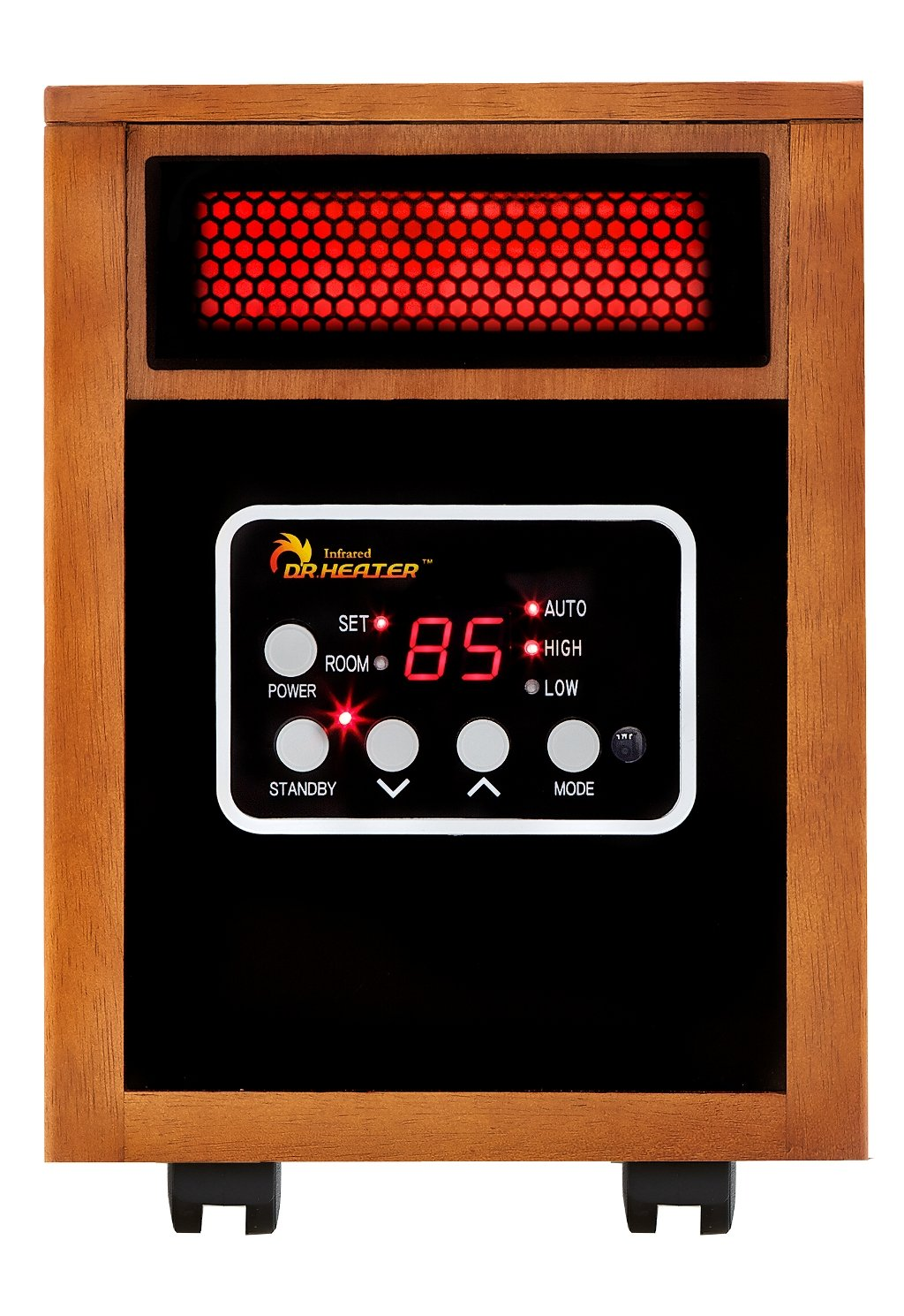 Infrared Portable Space Heater by Dr Infrared