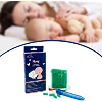 BlissBaby Nosy Baby Nasal Aspirator - Natural Congestion Relief for Infants + 20 Filters