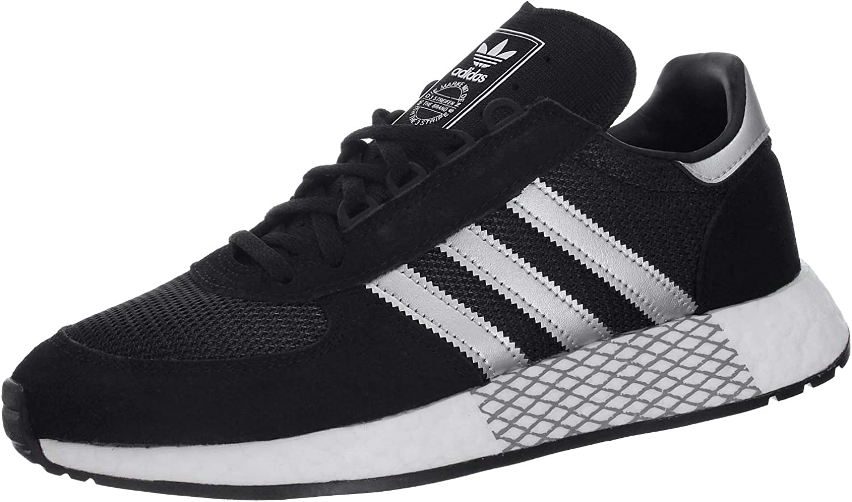 adidas Marathon X5923 Zapatillas Hombre Negro: Amazon.es: Zapatos ...