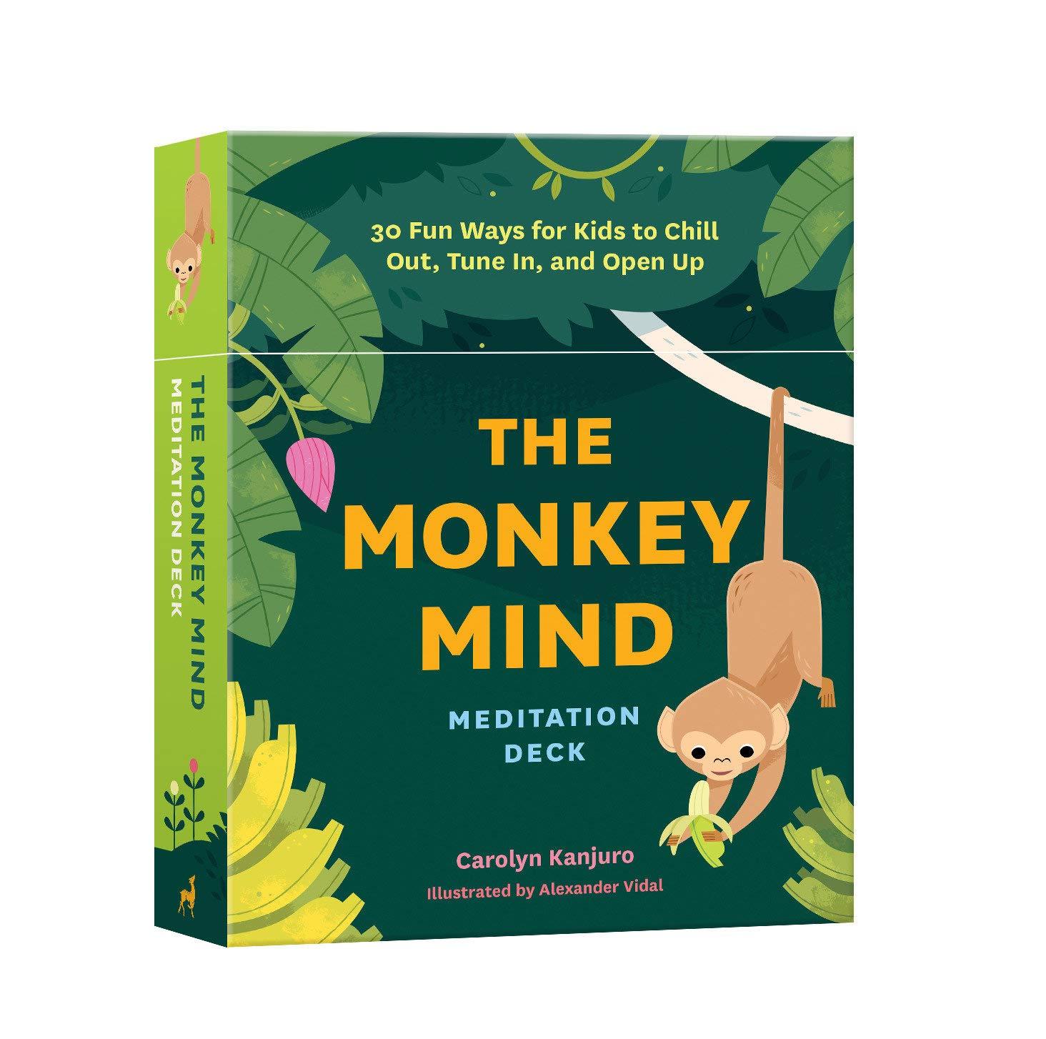 Mind Keys Cards Juegos de mesa mindfulness
