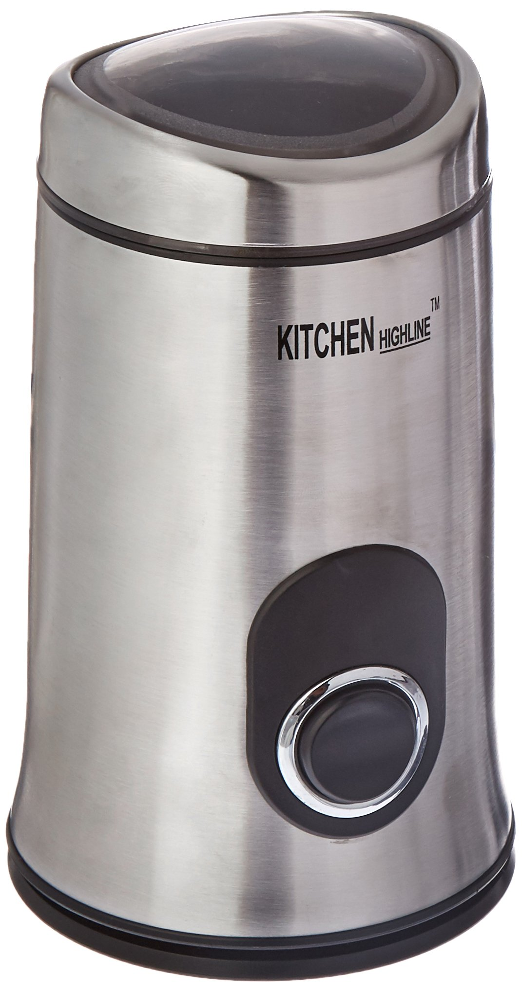 Kitchen Highline SP-7407 60gm Coffee Dry Grinder, 220-240 Volts (Not for use in USA and Canada),Silver