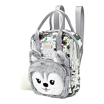 Justice Girls Husky Sparkle Mini Backpack | Kids' Backpacks