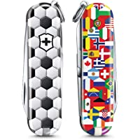 Canivete Classic 58 Mm World Of Soccer