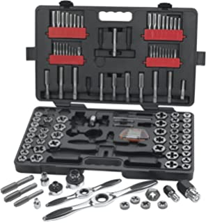 Craftsman 75 pc Inch & Metric tap and die Set - Hand Tool Sets ...
