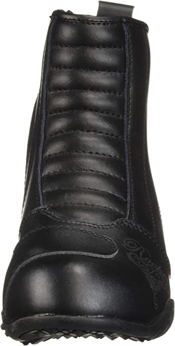 Black, Size 10 Joe Rocket Womens Trixie Boots