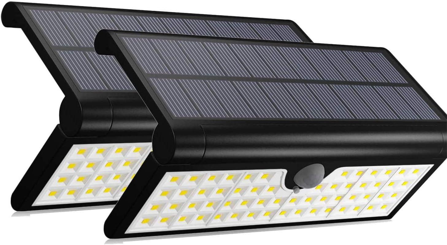 LED Foldable Motion Sensor Wall Lights