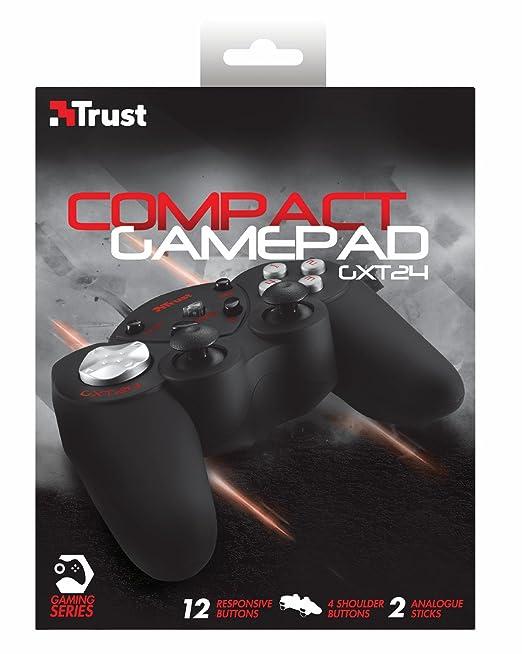 Trust gxt 24 gamepad driver download