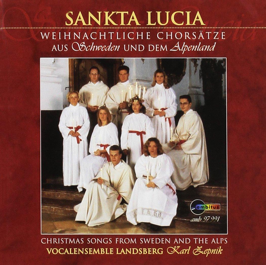 Sankta Lucia Weihnachten - Vocalensemblelandsberg, Traditional ...