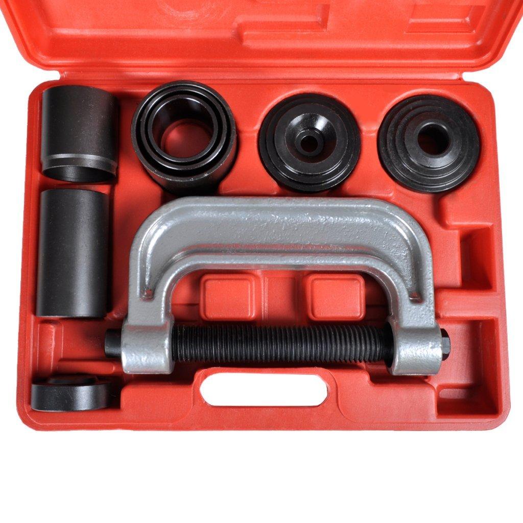 ball joint press tool. 4 in 1 ball joint u c frame press service kit: amazon.co.uk: diy \u0026 tools tool o
