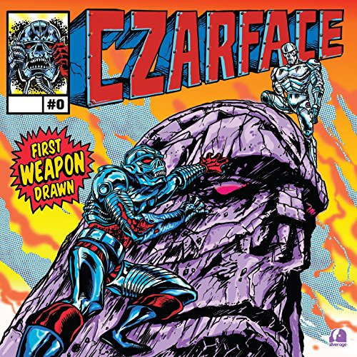 CZARFACE - First Weapon Drawn (2017) [WEB FLAC] Download