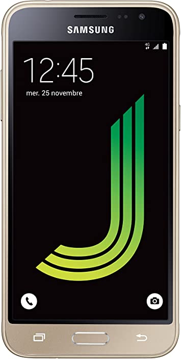 "Samsung Galaxy J3 - Smartphone de 5"", Color Dorado: Amazon.es ..."