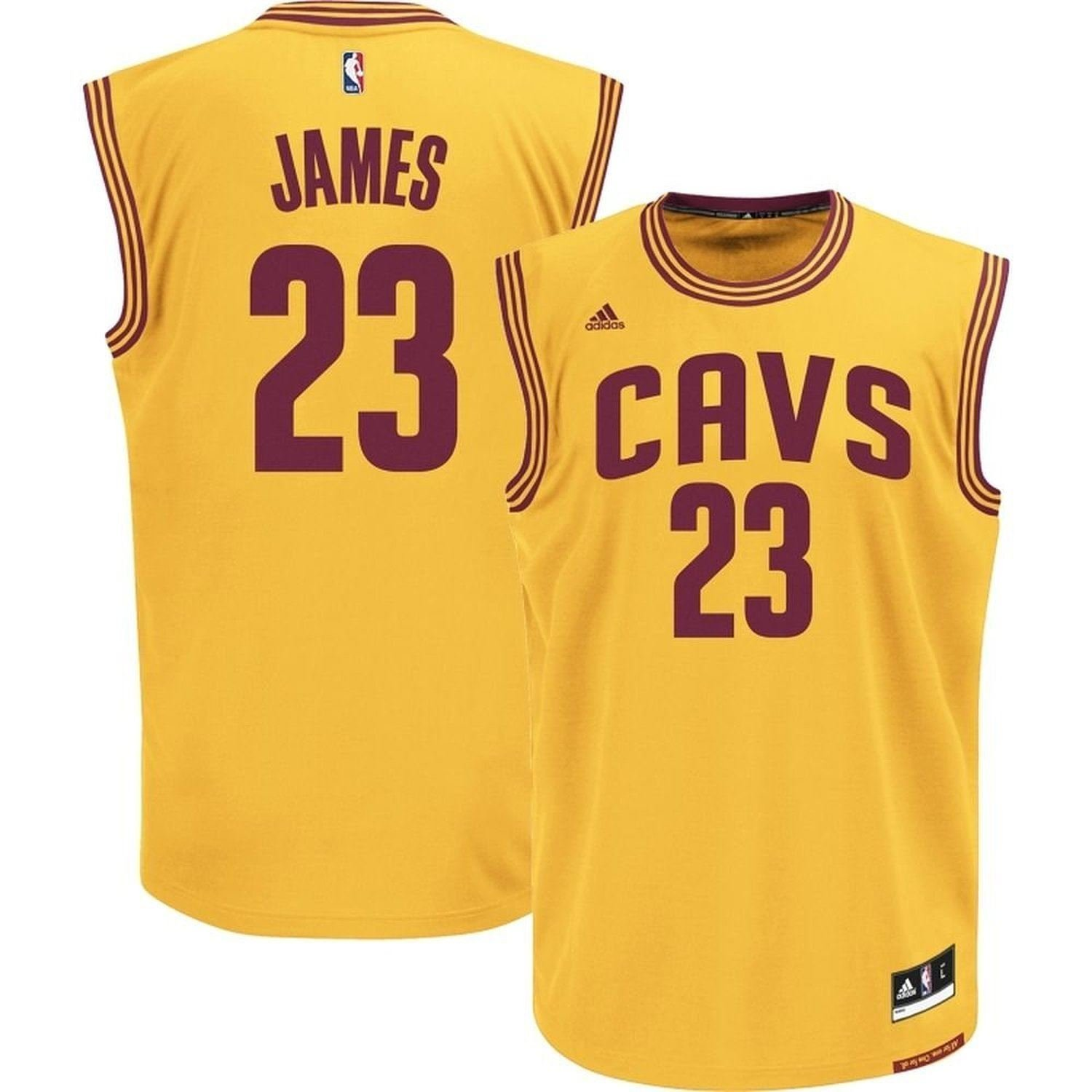 0abcc8303d0e Amazon.com   Cleveland Cavaliers Lebron James Youth 2nd Alternate Replica  Jersey   Sports   Outdoors