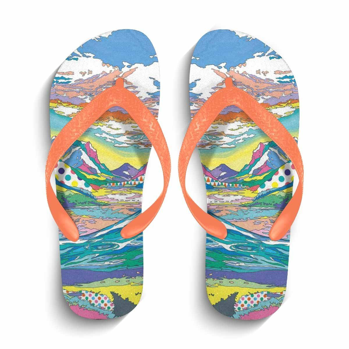 Chad Hope Womens Flip Flops Arch Support Sandals Indoor and Outdoor Slipper