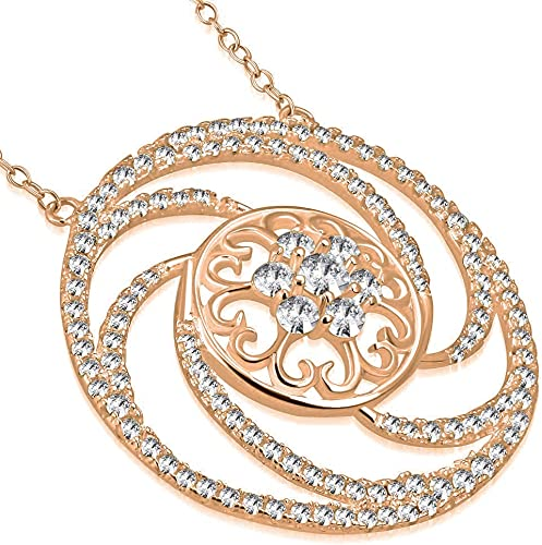 Butterfly Pendant Clear Simulated CZ .925 Sterling Silver Charm