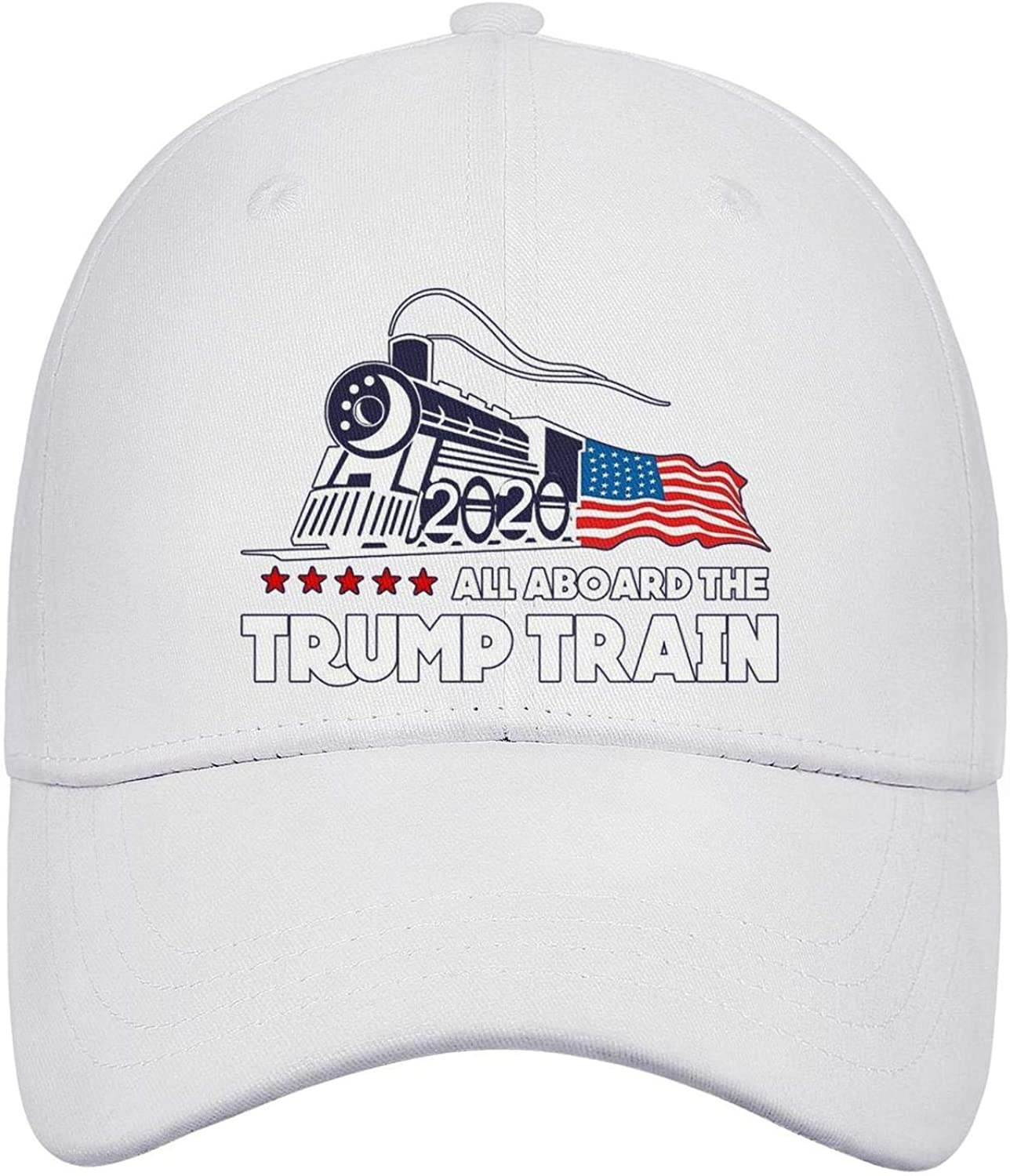 Trump 2020 American Flag Unisex Baseball Cap Cooling Running Caps Adjustable Trucker Caps Dad-Hat