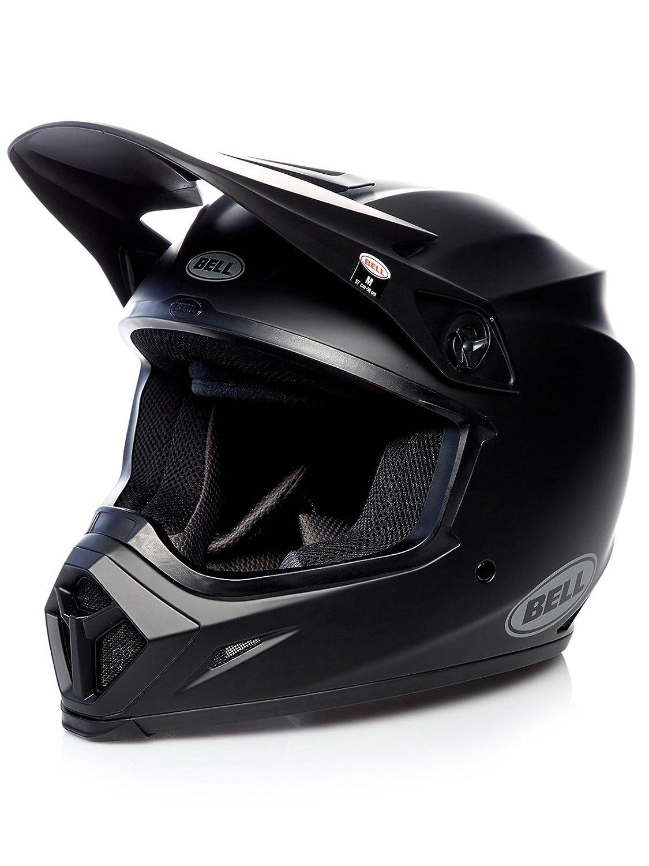 BELL Helm MX-9 MIPS Solid Schwarz - Matt 70917231
