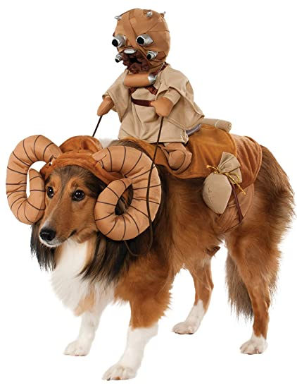 1fb1398839ac Amazon.com : Star Wars Bantha Costume for Pets : Adult Sized Costumes : Pet  Supplies