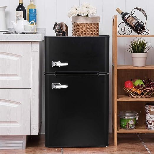 Amazon.com: Bossin 1.62 CU. FT refrigerador compacto MIni ...
