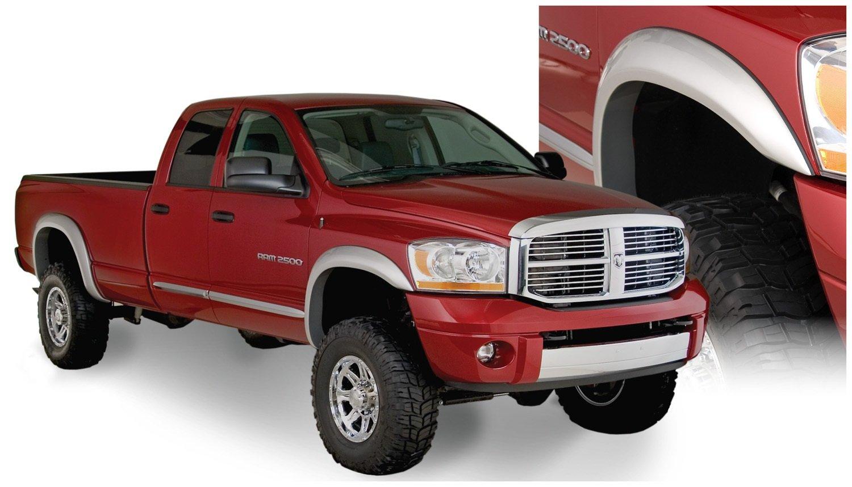 Bushwacker 50904-02 Dodge Extend-A-Fender Flare Set of 4