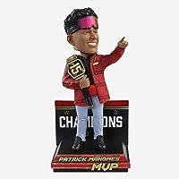 $79 » Patrick Mahomes Kansas City Chiefs Championship belt Bobblehead NFL