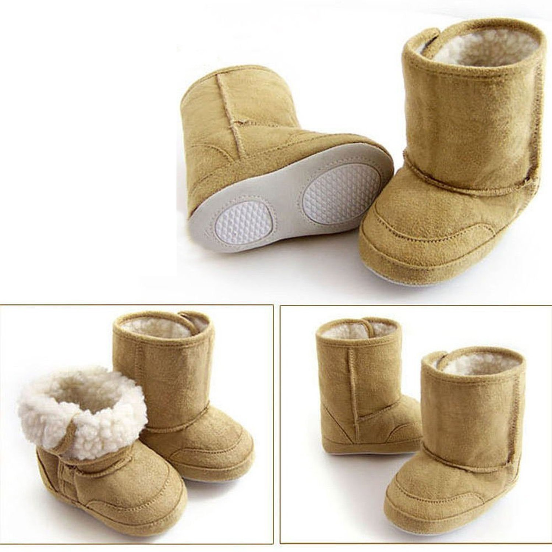 Amazon Baby Toddler 0 12 Month Prewalker Shoes Cute Warm Winter