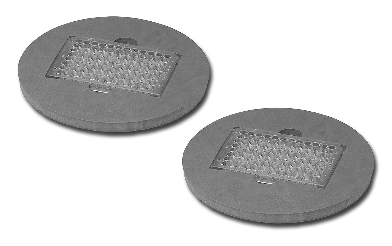 Scientific Industries 504-0235-00 Microplate Foam Insert, For Vortex-Genie Mixers (Pack of 2)