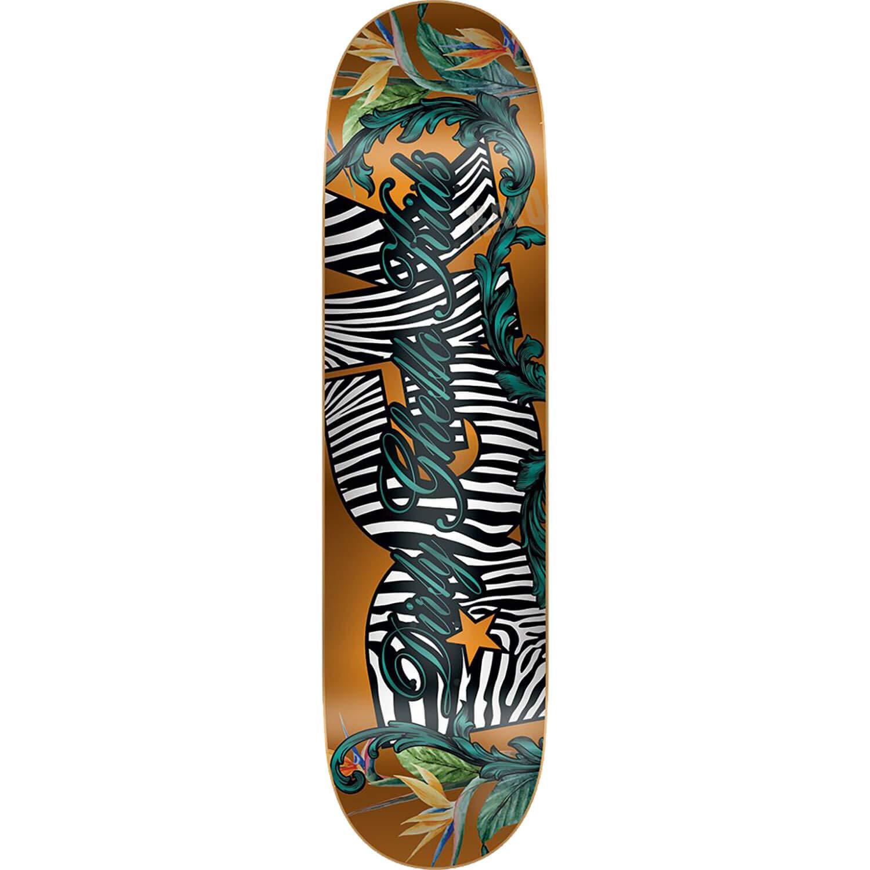 DGK Luxuryロゴスケートdeck-8.06 W/Mob Grip   B07CZ43T8N, 欲しいの d2edee2a