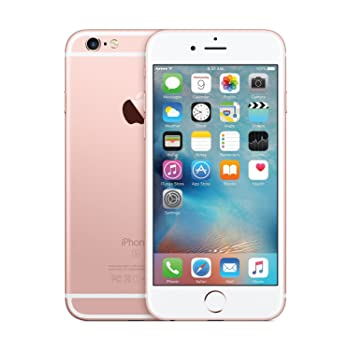 Apple IPhone 6S (Rose Gold, 2GB RAM, 32GB Storage)