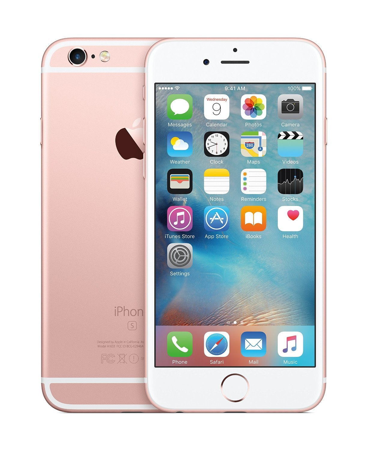 Apple iPhone 6s (32GB) - Rose Gold  Amazon.in  Electronics 552e5157ef6
