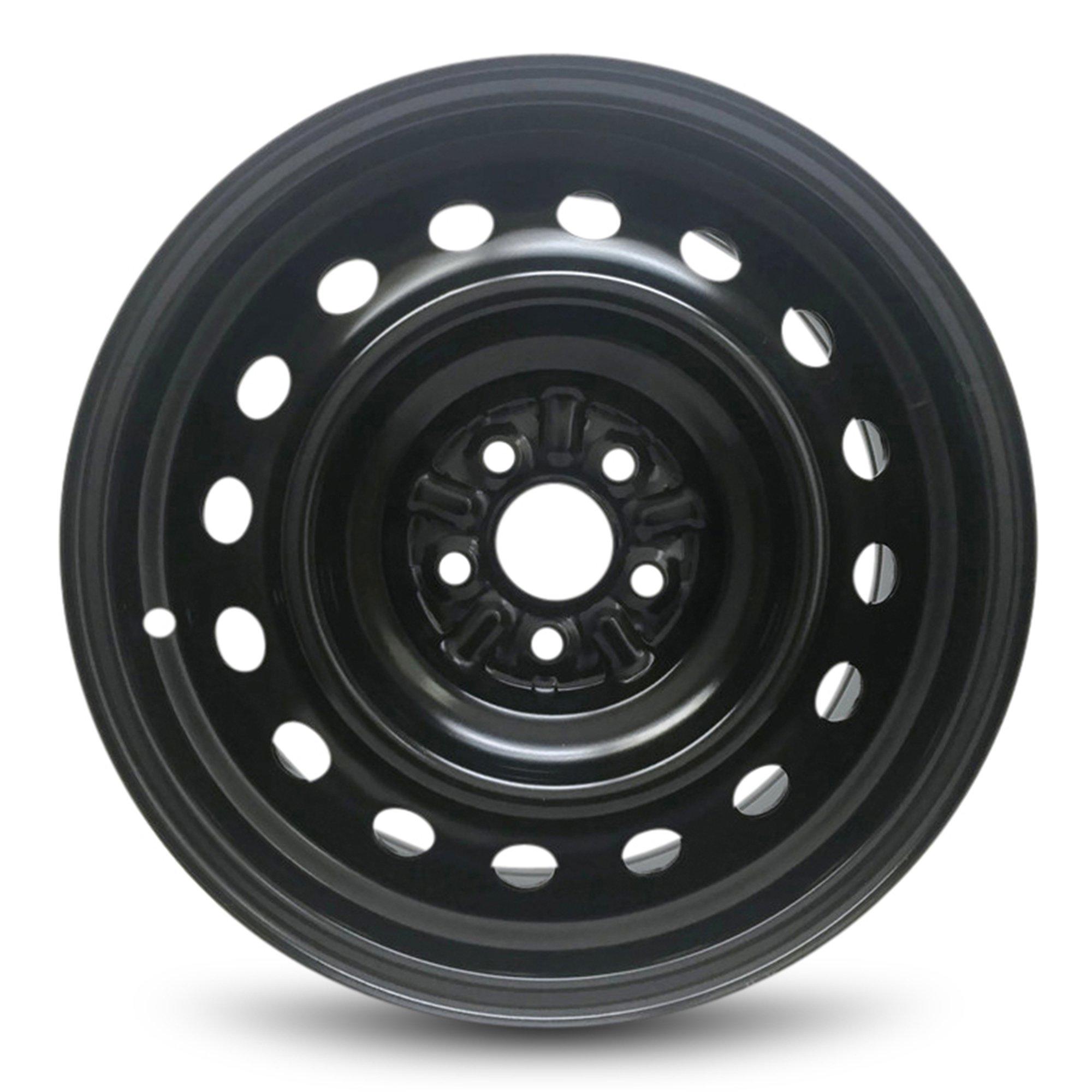 Toyota Matrix Pontiac Vibe 16 Inch 5 Lug Steel Rim/16x6.5 5-100 Steel Wheel