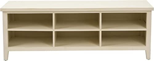 Deal of the week: Safavieh American Homes Collection Sadie Off White Low Bookcase