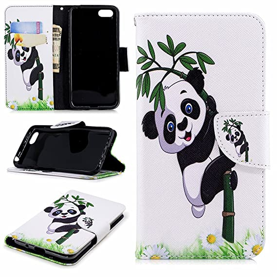 Amazon com: XYX Wallet Phone Case for Huawei Y5 2018