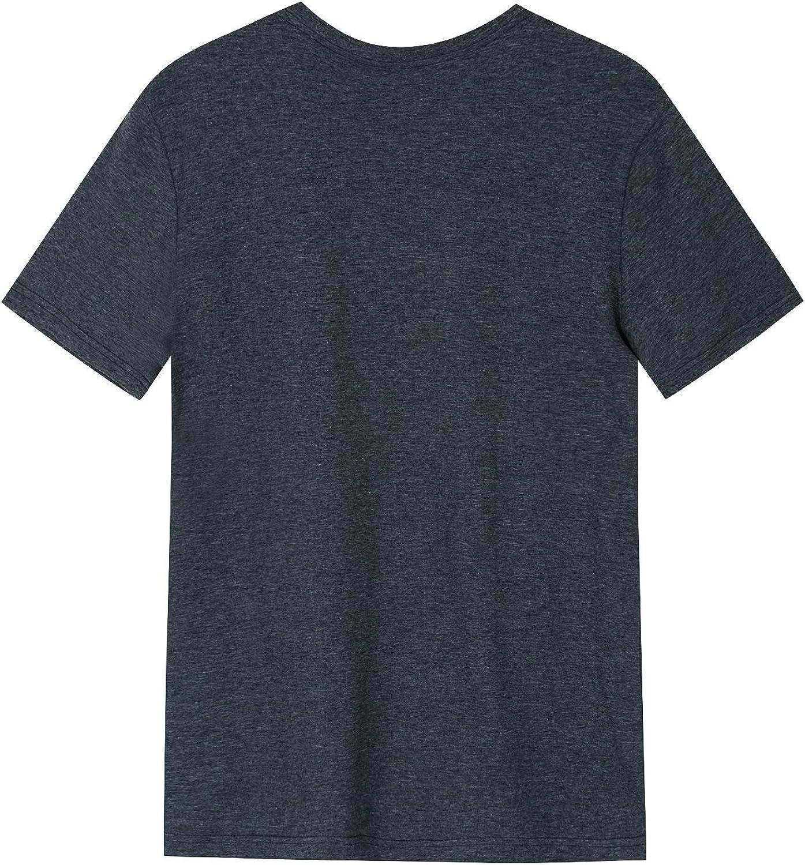 IYFBXl New Mens Round Neck Short-Sleeved Loose t-Shirt Cotton Printed Casual Shirt FM324-2