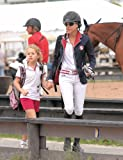 Equine Couture Women's Stars and Stripes Show Coat