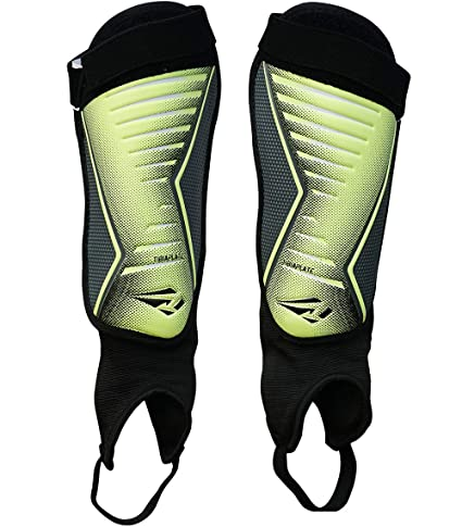 Rawxy Adult Exceptional Flexible Soccer Shin Guards with Ankle Sleeves -  Great for Men Women Boys 934a1514e