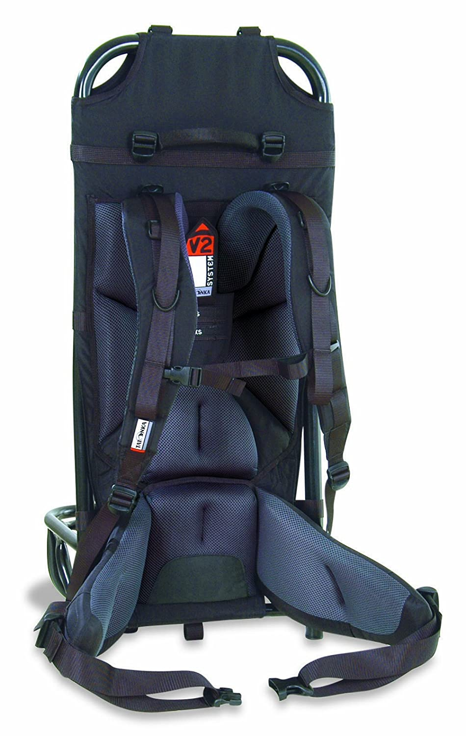 Amazon.com : Tatonka hiking bag load carrier black : Internal Frame ...