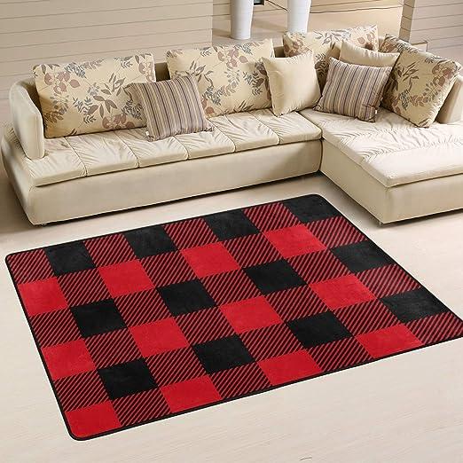 Christmas Door Mat Kitchen Floor Rug Bedroom Living Room Carpet Non Slip Home