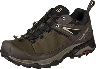 SALOMON Shoes X Ultra 3 LTR GTX Delicioso/Bunge, Zapatillas de Trail Running para Hombre: Amazon.es: Zapatos y complementos