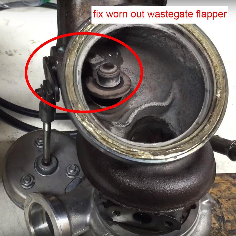 Wastegate Rattle Flapper Rebuild Kit for BMW 335I 135I 535I N54