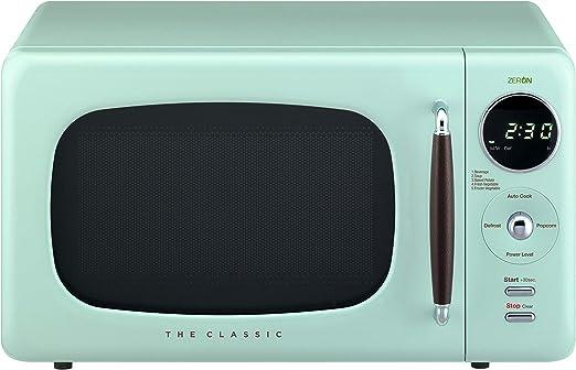 Daewoo Retro Horno microondas para encimera: Amazon.es: Grandes electrodomésticos