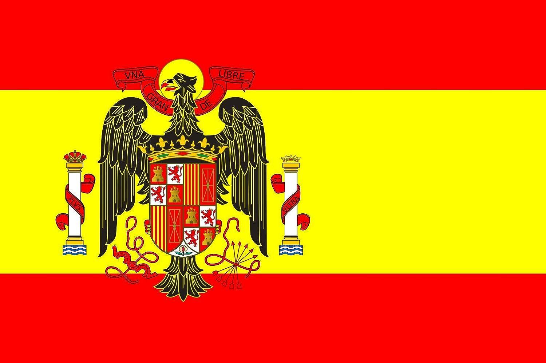 magFlags Bandera Large España Durante el franquismo | Bandera ...