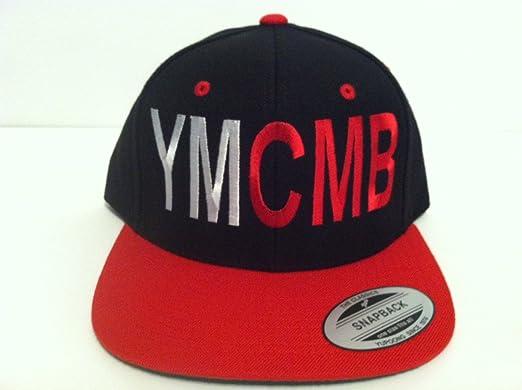c51fe77d1473a ... usa vintage ymcmb young money cash money billionair snapback hat by ymcmb  snapback hat amazon sports