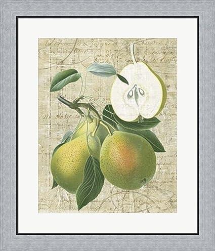 Amazon.com: Orchard Medley II by Vision studio Framed Art Print Wall ...