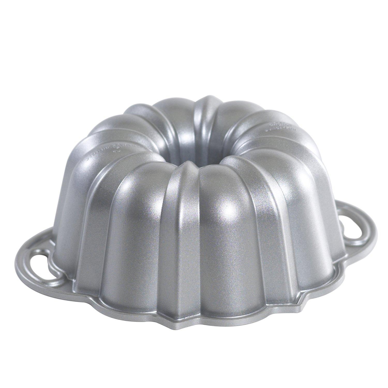 Platinum 6 Cup Bundt Pan by Nordic Ware (Image #1)