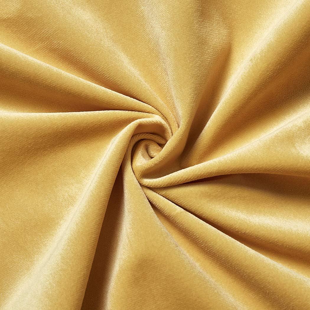 Brfash Housses de Coussin en Couleur Unie Super Doux Peluche Home Decor Taie doreiller Decoration Maison Salon Chambre pour Sofa Beige 16x16//40X40CM