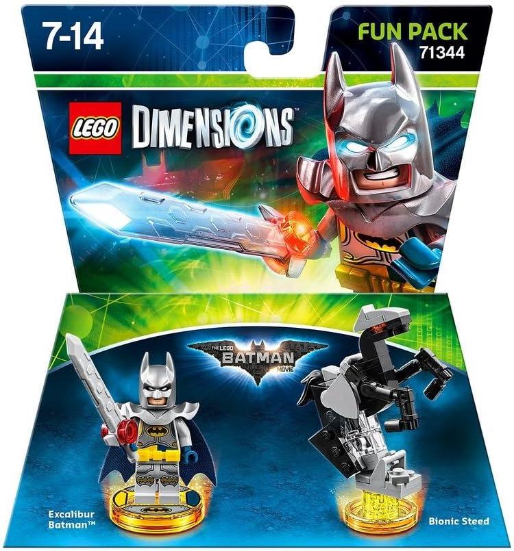 Lego Batman Movie (Fun Pack): Amazon.es: Videojuegos