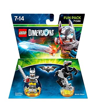 LEGO Batman Dimensions Batman Movie Fun Pack: Amazon.co.uk: PC ...