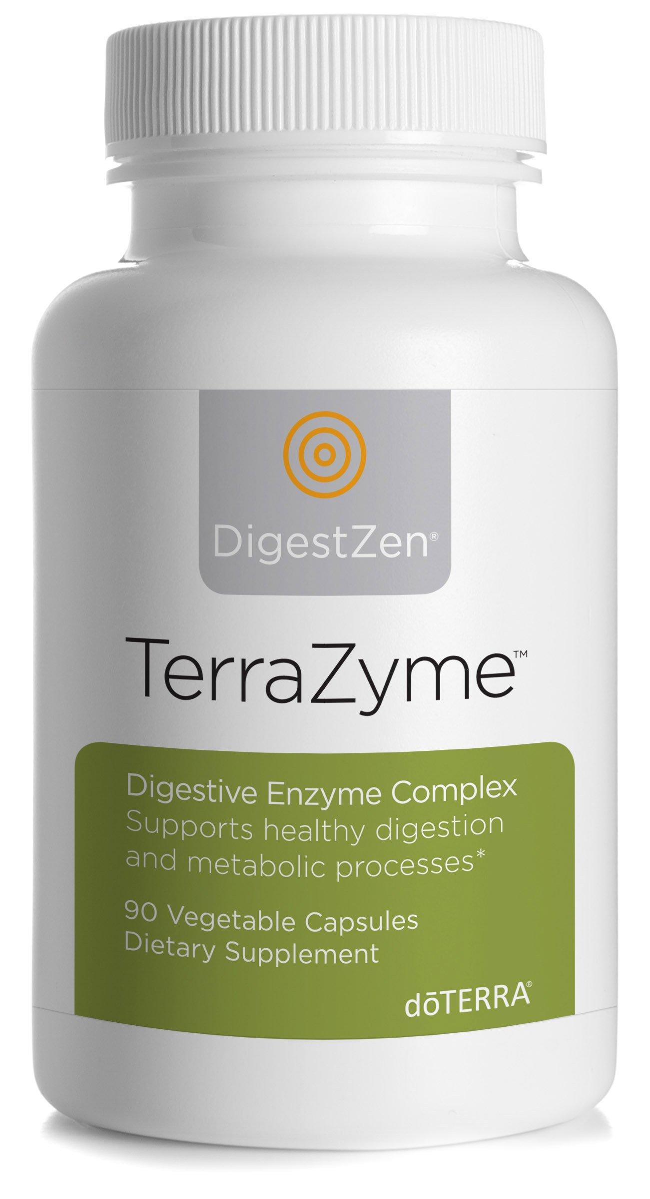 doTERRA - TerraZyme Digestive Enzyme Complex - 90 Veg Caps